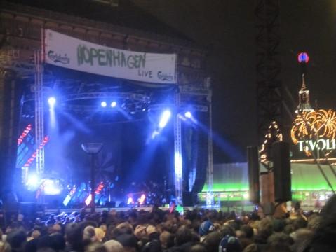 HOPENHAGEN concert